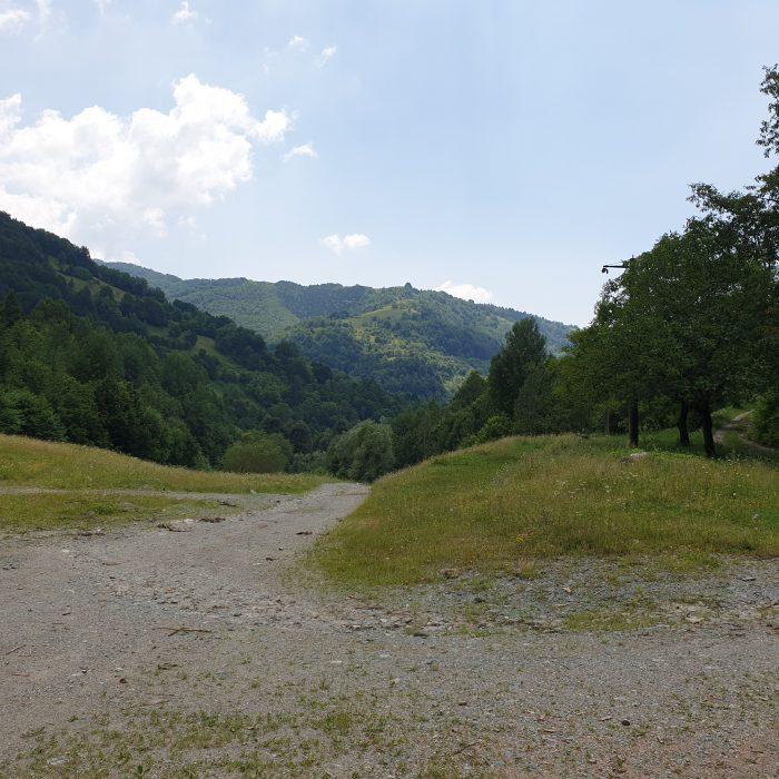 Imagine din Luncsoara de Sus